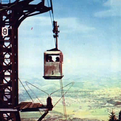 Pohorje ski lift
